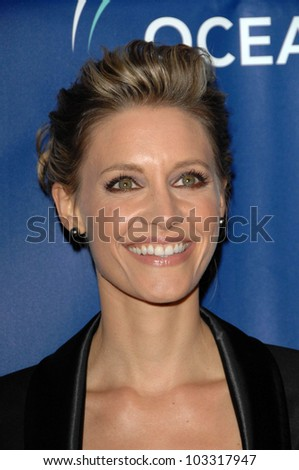 Kadee Strickland  at the 2009 Oceana Annual Partners Award Gala, Private Residence, Los Angeles, CA. 11-20-09
