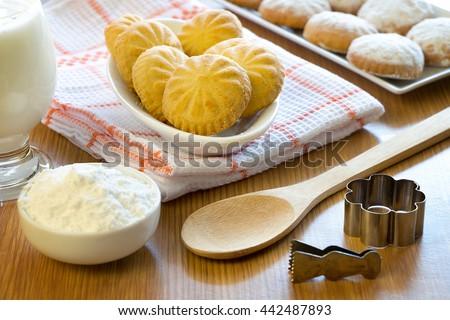 Best Cuisine Eid Al-Fitr Feast - stock-photo-kahk-el-eid-translation-cookies-of-el-fitr-islamic-feast-442487893  Gallery_684489 .jpg