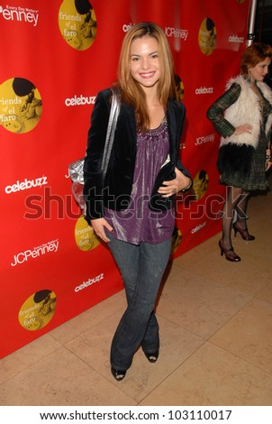 Kaili Thorne at the Joy Of Giving Holiday Tasting and Tree Trimming presented by JCPenney, Four Christmases & Celebuzz, Sunset Tower Hotel, West Hollywood, CA. 12-15-09