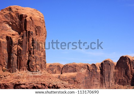 Kane Creek, Utah, USA. - stock photo