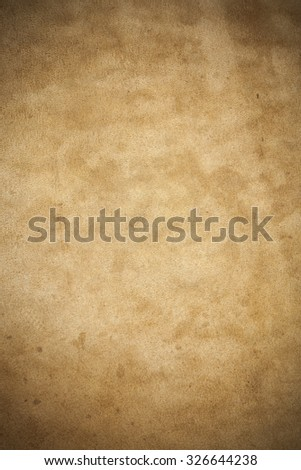 Kangaroo leather closeup background.