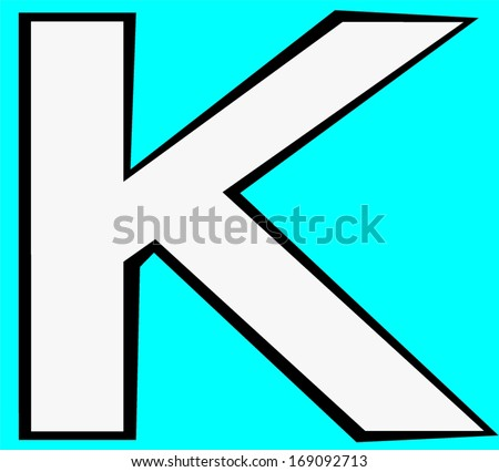 Letter Kappa Stock Royalty Free & Vectors
