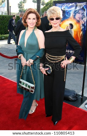 "Kat Kramer and Kathy Kramer at the Los Angeles Premiere of ""Stardust"". Paramount Studio Theatre, Hollywood, CA. 07-29-07"