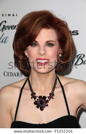 Kat Kramer at the Cedars-Sinai Board Of Governors Honor Barbra Streisand, Beverly Hilton Hotel, Beverly Hills, CA 11-08-11