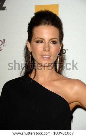 Kate Beckinsale  at the 13th Annual Hollywood Awards Gala. Beverly Hills Hotel, Beverly Hills, CA. 10-26-09
