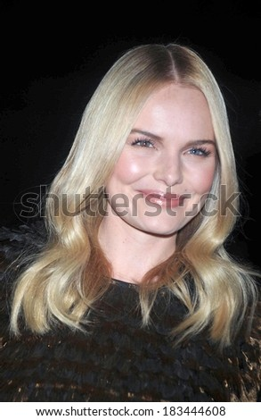 Kate Bosworth at Fashion Group International Presents The 25th Annual Night Of Stars, Cipriani Restaurant Wall Street, New York, NY, October 23, 2008  - stock photo