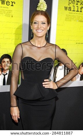 Kate Walsh at the Los Angeles premiere of 'The Perks Of Being A Wallflower' held at the ArcLight Cinemas in Hollywood on September 10, 2012.