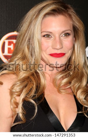 Katee Sackhoff arriving at the TV Guide Magazine Sexiest Stars Party at the Sunset Towers Hotel in West Hollywood, CA on March 24, 2009