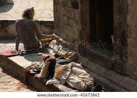 Women seeking men in nepal