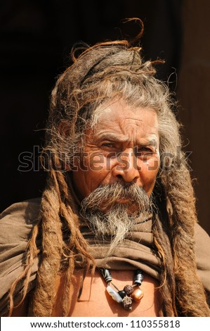 Stock Photo African American Man With Dreadlocks Hairstyle | LONG ...