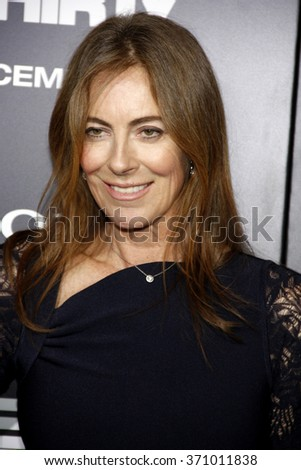 "Kathryn Bigelow at the Los Angeles Premiere of ""Zero Dark Thirty"" held at the Dolby Theatre in Los Angeles, California, United States on December 10, 2012."