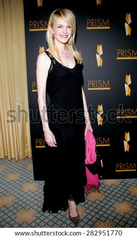 Kathryn Morris at the 10th Annual PRISM Awards held at the Beverly Hills Hotel in Beverly Hills on April 27, 2006.  - stock photo