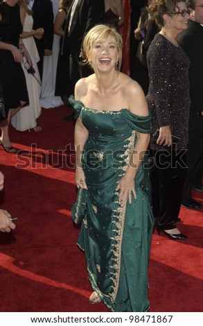 KATHY BAKER at the 55t Annual Emmy Awards in Los Angeles. Sept 21, 2003  Paul Smith / Featureflash
