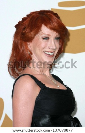 Kathy Griffin   at The Grammy Nominations Concert Live!! Nokia Theatre, Los Angeles, CA. 12-03-08