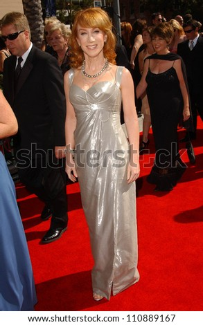Kathy Griffin at the 2007 Primetime Creative Arts Emmy Awards. Shrine Auditorium, Los Angles, CA. 09-08-07