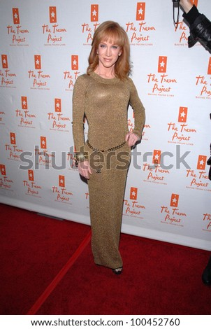 Kathy Griffin at Trevor Live, benefitting the Trevor Project, Hollywood Palladium, Hollywood, CA. 12-05-10