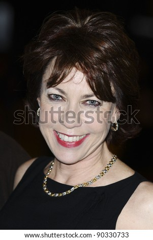 Kathy Lette arriving for the premiere of 'The Help' at the Curzon Mayfair, London. 05/10/2011 Picture by: Steve Vas / Featureflash