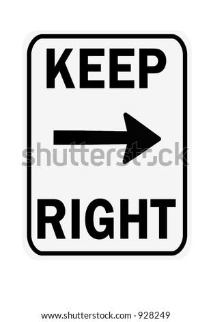 Turn Signal Poster
