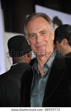 """Keith Carradine at the world premiere of Walt Disney's """"Old Dogs"""" at the El Capitan Theatre, Hollywood. November 9, 2009  Los Angeles, CA Picture: Paul Smith / Featureflash - stock photo"""