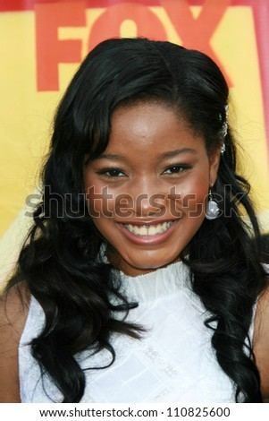 Keke Palmer at the 2007 Teen Choice Awards. Gibson Amphitheater, Universal City, CA. 08-26-07