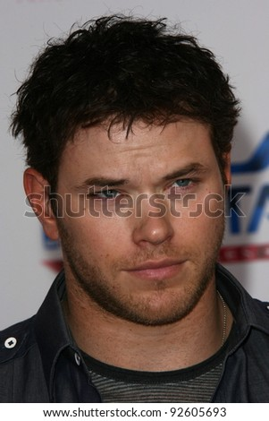 Kellan Lutz at the 2011 T-Mobile NBA All-Star Game, Staples Center, Los Angeles, CA 02-20-11