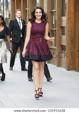 Kelly Brook launches 'Magnum London' at Westfield Stratford, photocall, London. 19/07/2012 Picture by: Henry Harris