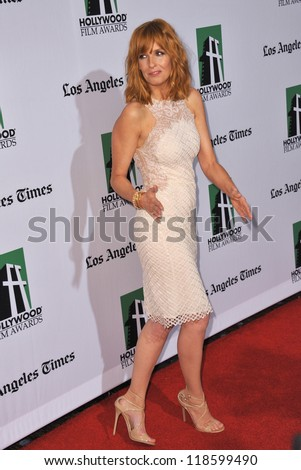 Kelly Reilly at the 16th Annual Hollywood Film Awards at the Beverly Hilton Hotel. October 22, 2012  Beverly Hills, CA Picture: Paul Smith