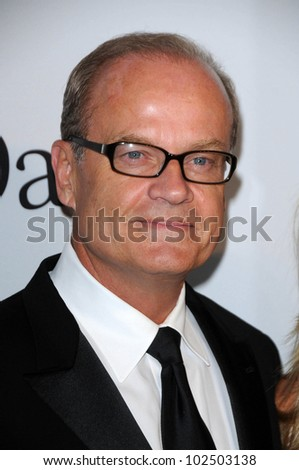 Kelsey Grammer at The Recording Academy and Clive Davis Present The 2010 Pre-Grammy Gala - Salute To Icons, Beverly Hilton Hotel, Beverly Hills, CA. 01-30-10 - stock photo