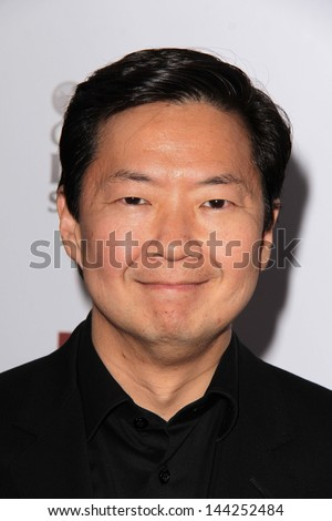 "Ken Jeong at ""The Way Way Back"" Premiere as part of the Los Angeles Film Festival, Regal Cinemas, Los Angeles, CA 06-23-13"