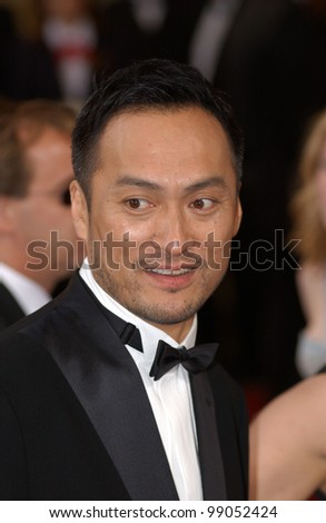 KEN WATANABE at the 76th Annual Academy Awards in Hollywood. February 29, 2004