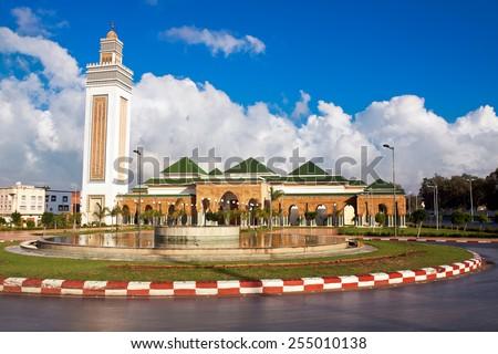 Kenitra, Province West Chrarda Beni Hussein, Morocco - stock photo