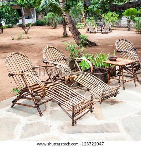 Stock images royalty free images vectors shutterstock for Outdoor furniture kenya