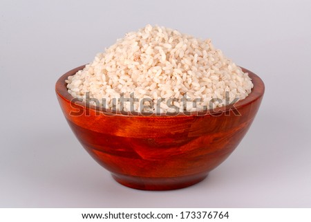 Kerala Matta rice - stock photo
