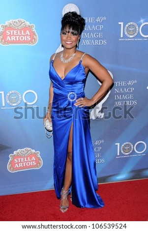 Keshia Knight Pulliam  at the 2009 NAACP Image Awards After Party. Beverly Hilton Hotel, Beverly Hills, CA. 02-12-09