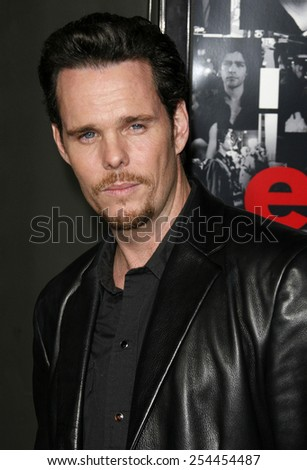 "Kevin Dillon attends the ""Entourage"" Third Season Premiere held at the The Cinerama Dome in Los Angeles, California on April 5, 2007."