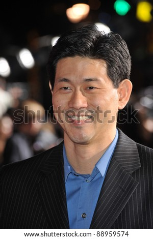 """Kevin Yamada at the world premiere of his new movie Walt Disney's """"Old Dogs"""" at the El Capitan Theatre, Hollywood. November 9, 2009  Los Angeles, CA Picture: Paul Smith / Featureflash - stock photo"""