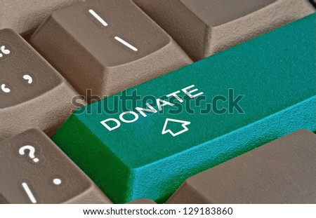 Key for donations