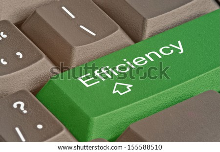 Key for efficiency