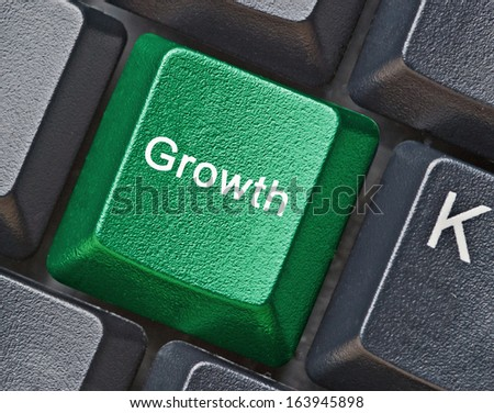 Key for growth