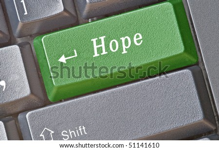 Key for hope