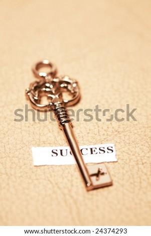 key for success