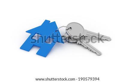 Key house property estate domain