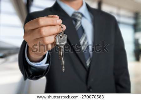 Key, House, Real Estate.