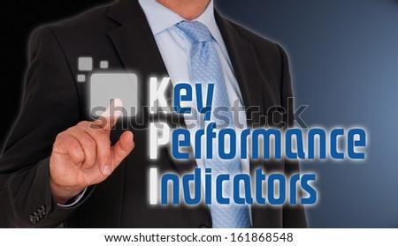 Key Performance Indicators - stock photo