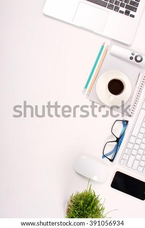 Keyboard - stock photo