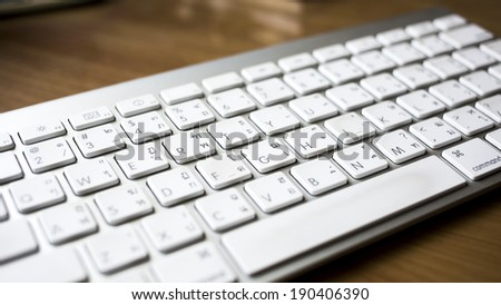 keyboard for your computer