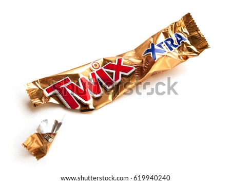 chocolates wrapper