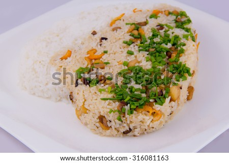 Khmer Fried Rice Lover