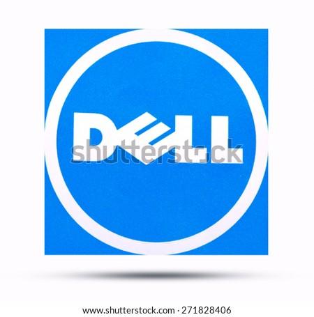 Kiev Ukraine April 08 2015 Dell Stock Photo 271828406 Shutterstock