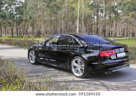 Audi Car Stock Images RoyaltyFree Images Vectors Shutterstock - Audi car background